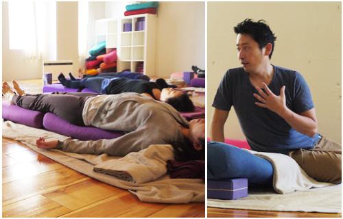yogaosame