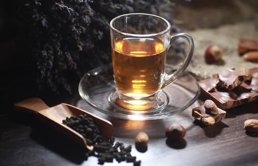 秋の養生は、身体を温める飲み物がオススメ